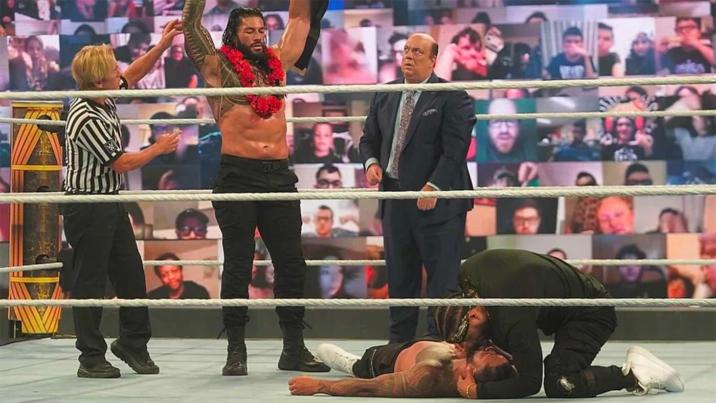 2020 WWE Clash of Champions results, recap, grades: Roman Reigns ...