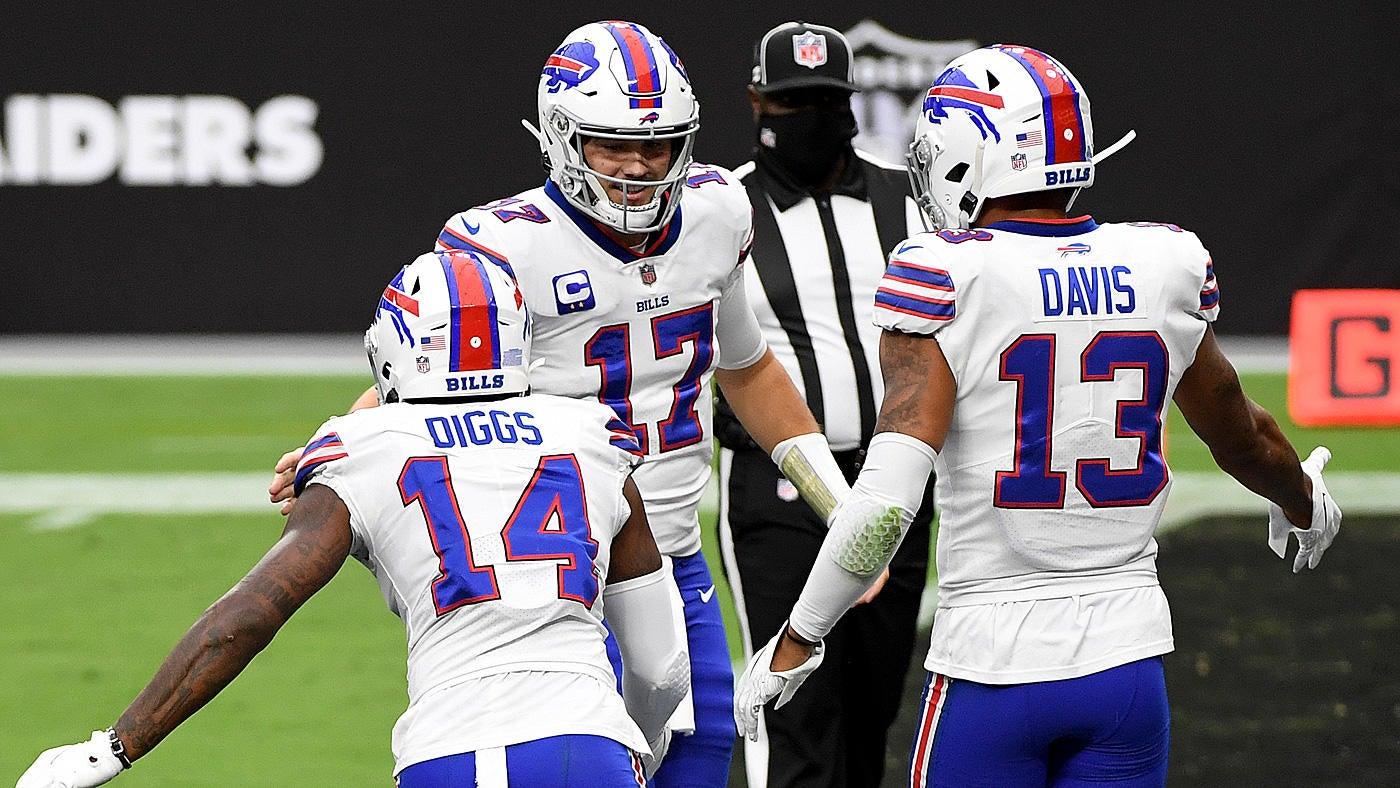 Raiders vs. Bills score: Josh Allen's big plays, Buffalo's defensive stops  keep Bills undefeated in Week 4 - CBSSports.com