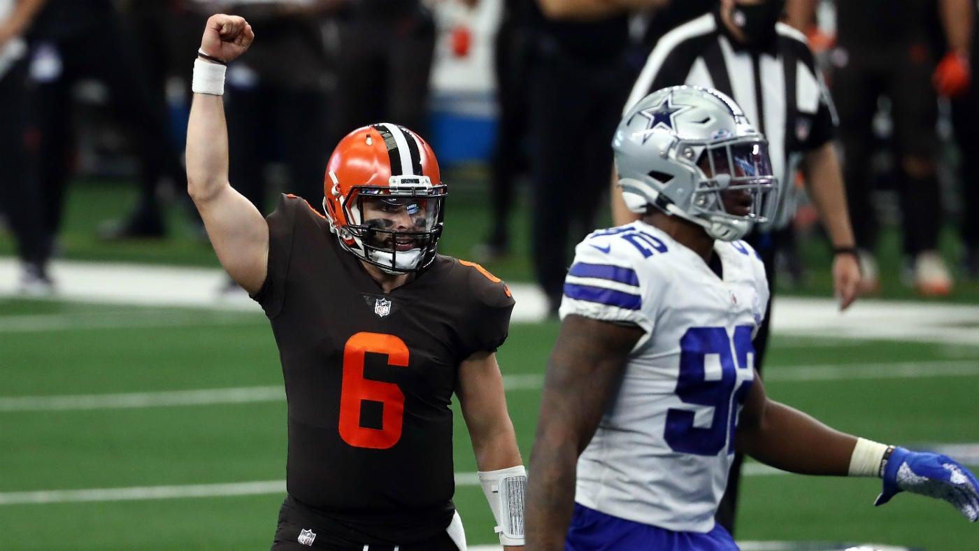 Cowboys Vs Browns Final Score Cleveland Dodges Late Game Heroics By Dak Prescott Who Sets Nfl Record Cbssports Com