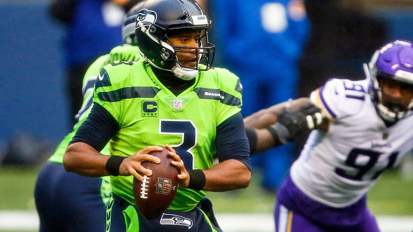 Seahawks Vs Vikings Score Russell Wilson Cooks Up Game Winning Drive Hits D K Metcalf To Pull Out Victory Cbssports Com