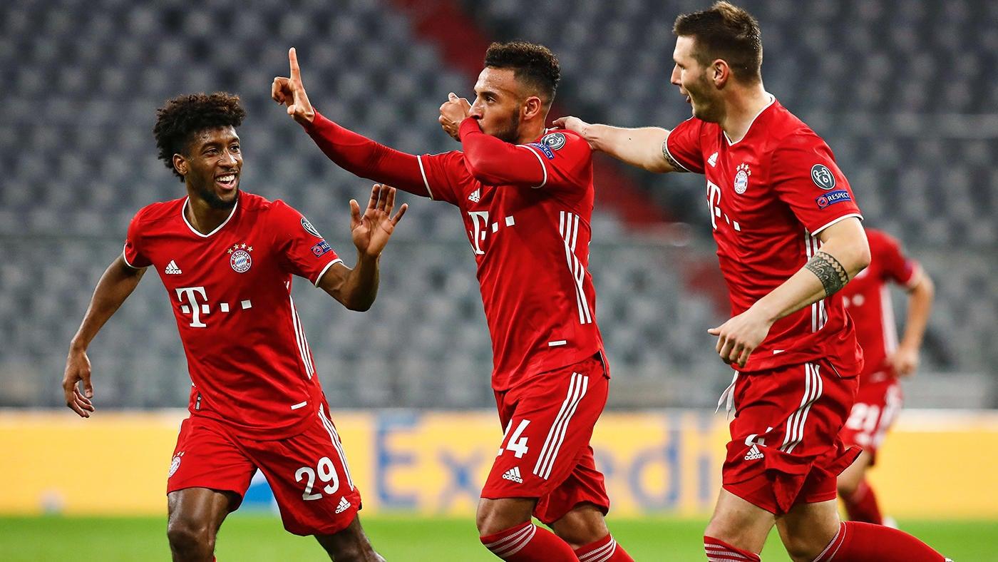 Bayern Munich Vs Psg Score Live Updates From Champions League Quarterfinal As Bayern Make Up 2 Goal Deficit Cbssports Com