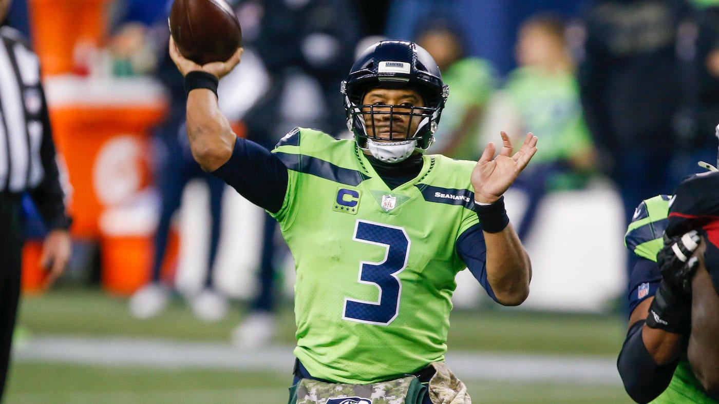 Seahawks Vs Cardinals Score Russell Wilson Survives Early Defensive Onslaught By Arizona To Avoid Sweep Cbssports Com