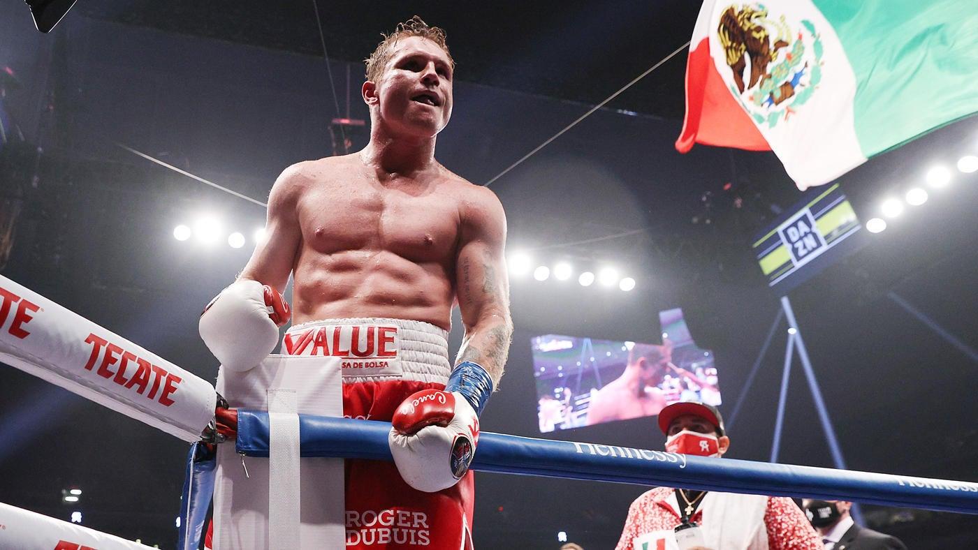 Canelo Alvarez Retains Pound-For-Pound #1 Position.