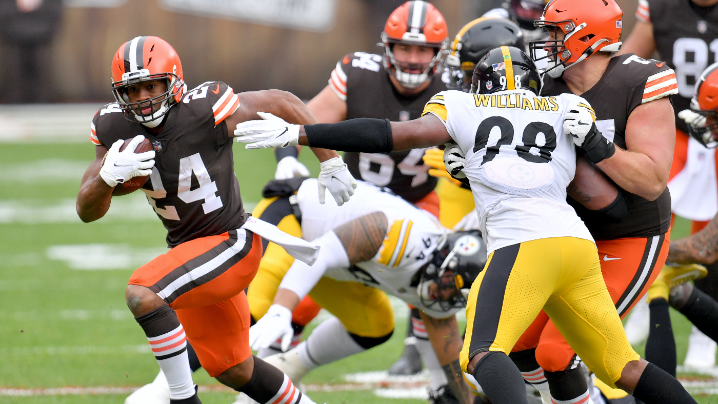 Browns Vs Steelers Score Cleveland Holds On To Earn Playoff Berth Setting Up Wild Card Rematch Cbssports Com