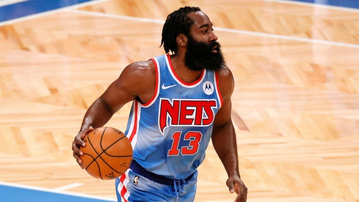 James Harden makes NBA history in dazzling Nets debut, showcases immediate chemistry with Kevin Durant - CBSSports.com