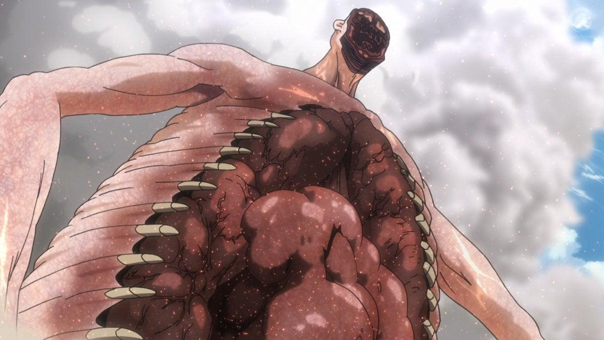 Attack on Titan' Drops Its Most Gory Titan Moment Yet