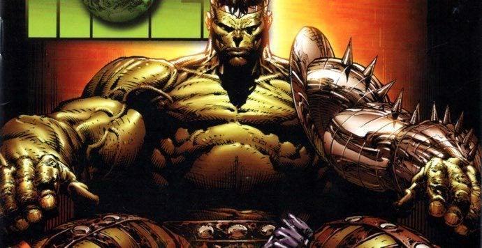 World War Hulk Movie Rumored to Begin Shooting Next Year