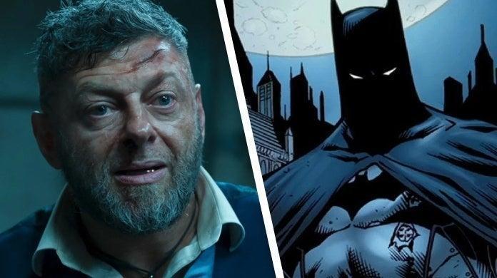 The Batman: Andy Serkis Calls Matt Reeves Movie 'Special'