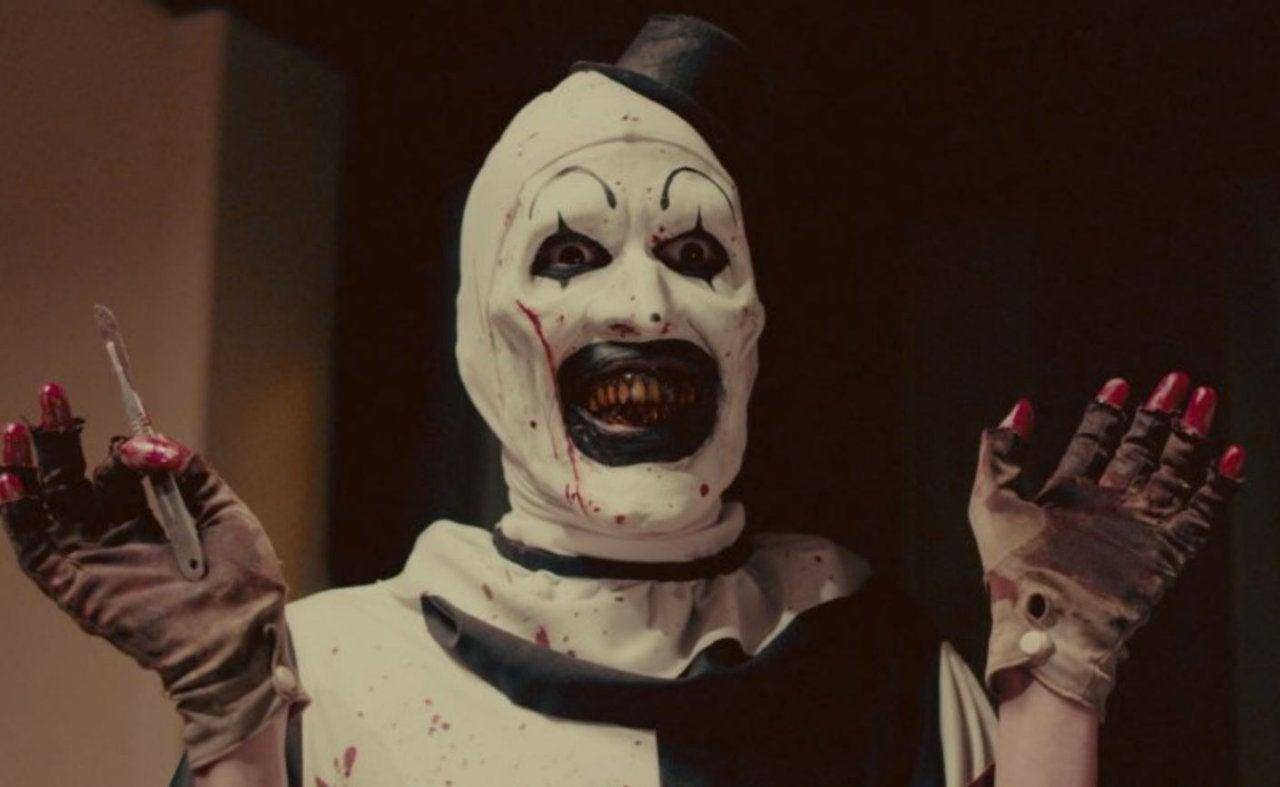 Terrifier 2 Offers Official Bloody Look At Art The Clown