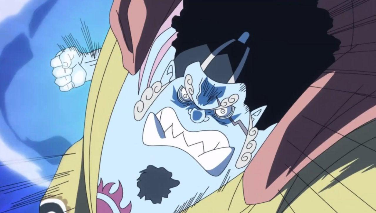 One Piece Shares Foreboding Update On Jinbe