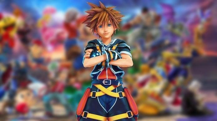 Sora Smash Bros
