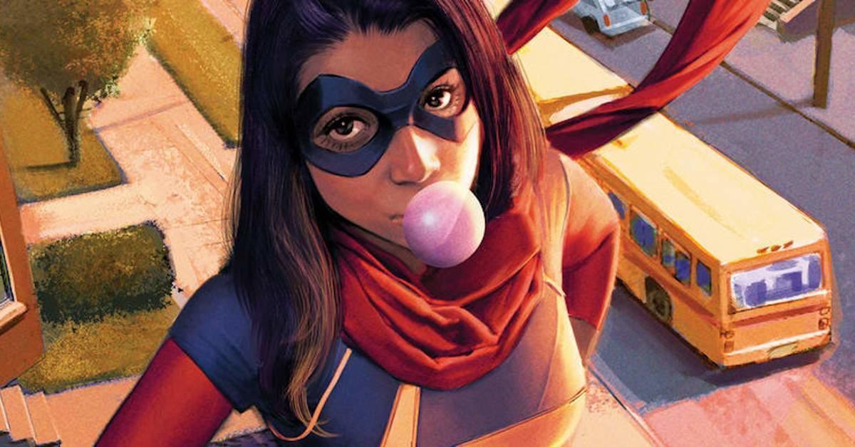 Ms. Marvel Confirmed for 2022 Premiere on Disney+