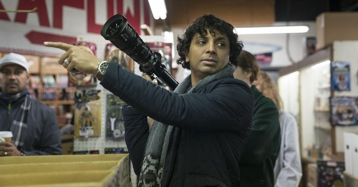 M. Evening Shyamalan's New Film Will get Title, Launch Date