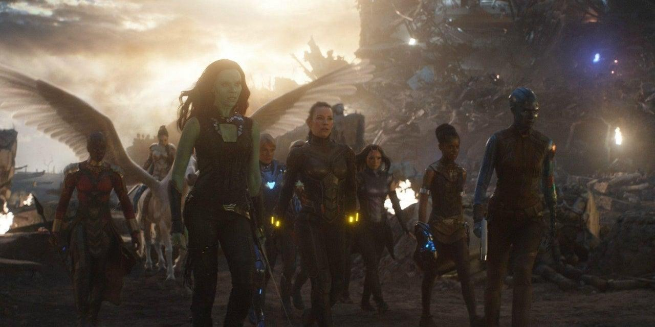 """Avengers: Endgame Producer Was Worried All-Women Team Up Scene Would Be """"Pandering"""""""
