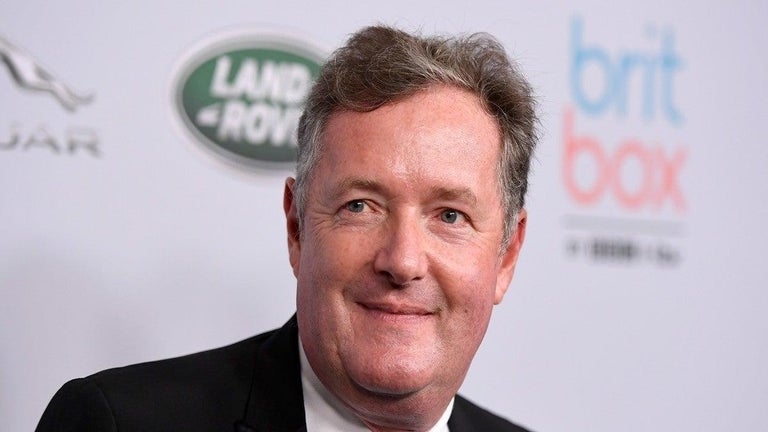 Piers Morgan Announces Big Career Move and Social Media Is Going Nuts