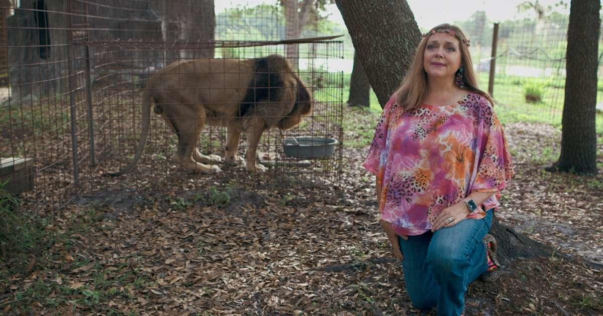 Carole Baskin Slams 'Tiger King' Filmmakers on Heels of Season 2 Reveal.jpg