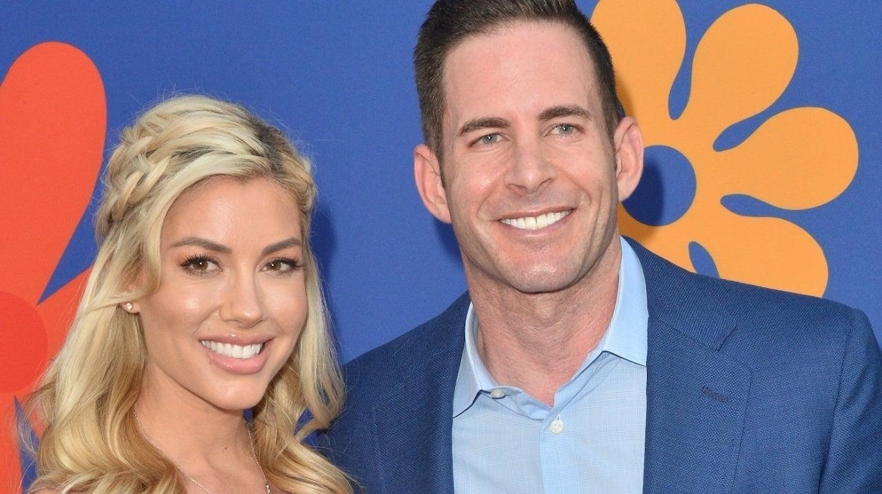 Tarek El Moussa Shares Perfect Wedding Snap With Wife Heather Rae Young and His Kids.jpg