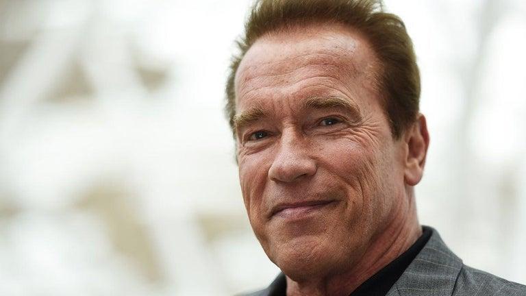 Arnold Schwarzenegger Celebrates Son Joseph Baenas' Birthday in Rare Photograph Together