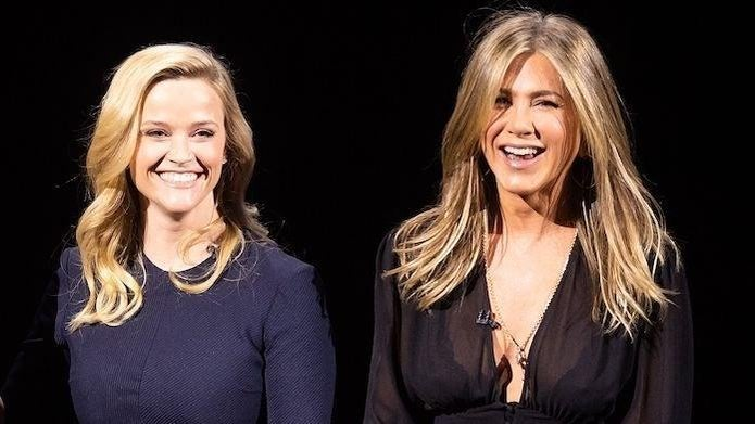 Jennifer Aniston's Awkward BBC Interview Alongside Reese Witherspoon Left Fans Slicing Tension