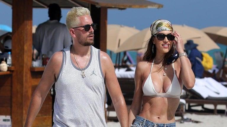 Amelia Hamlin Seems to Send Statement to Scott Disick About Their Relationship Amid Kourtney Kardashian Drama