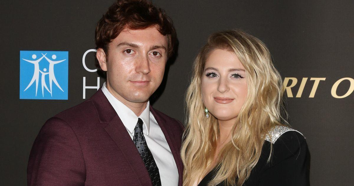 Meghan Trainor Just Gave a Visual of Her and Her Husband's Side-by-Side Toilets.jpg