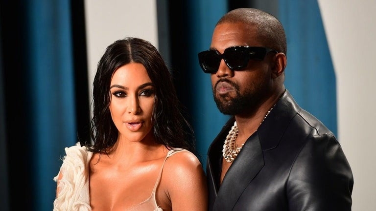 Kanye West Spotted With Controversial Figure Ahead of Kim Kardashian's 'SNL' Debut