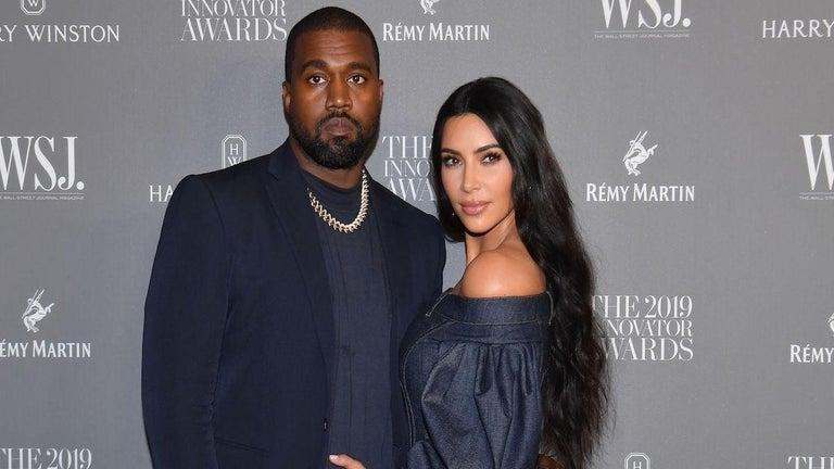 Kanye West Unfollows Kim Kardashian Amid Cheating Rumors