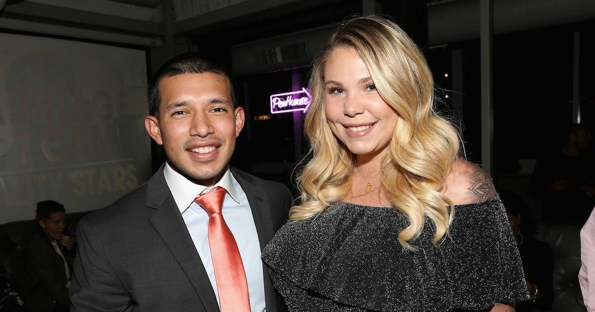 'Teen Mom 2': Kailyn Lowry and Javi Marroquin Reunite for Son Lincoln's Football Game.jpg