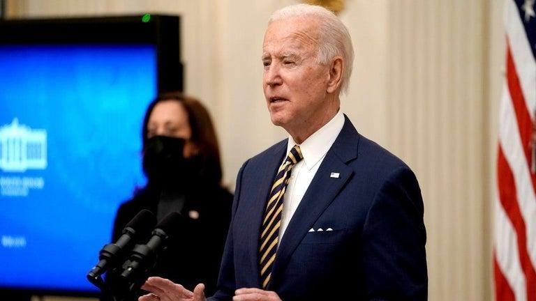 'RHOC': Joe Biden Attends Star's Surprise Wedding