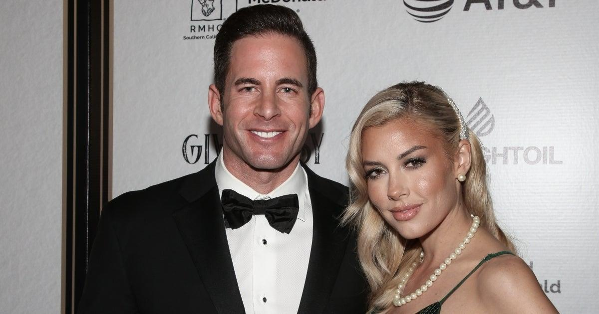 Tarek El Moussa Talks Filming With Fiancee Heather Rae Young: 'She's the Best and Cutest' (Exclusive).jpg