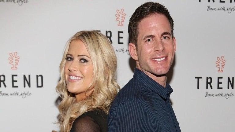 Tarek El Moussa Recalls On-Set 'Flip or Flop' Argument With Ex-Wife Christina Haack