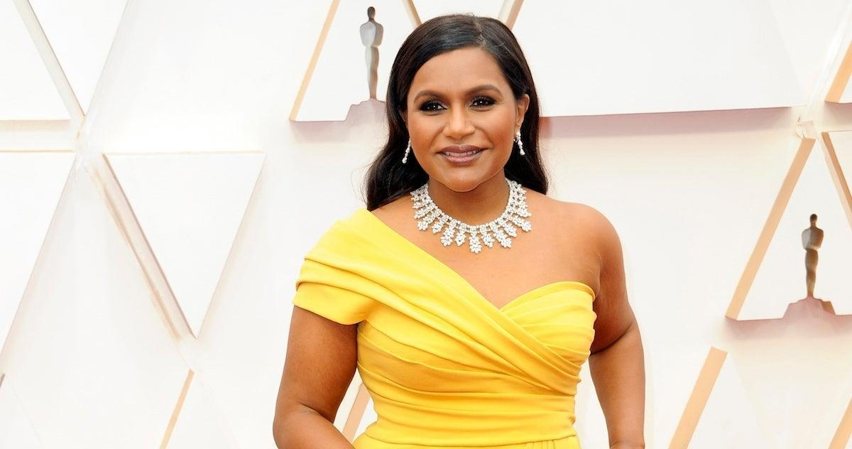 Mindy Kaling Shares First Photo of Son Spencer on His First Birthday.jpg
