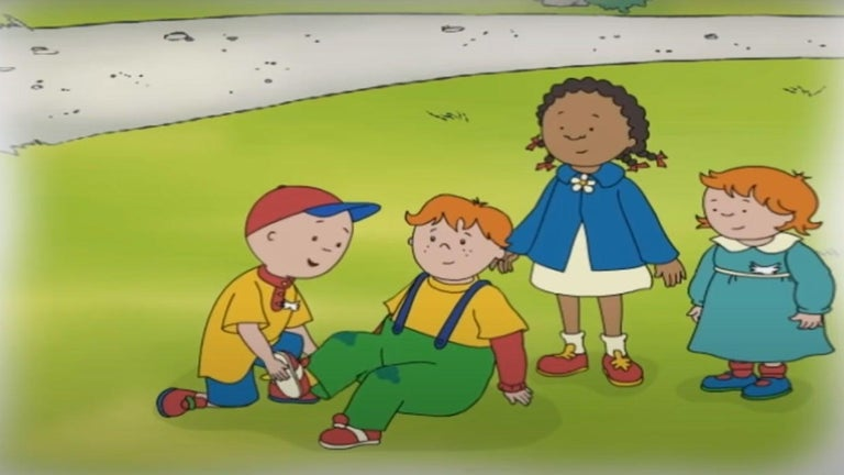'Caillou' Returning After PBS Cancellation