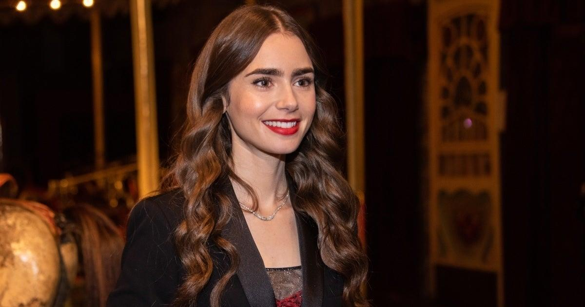 Lily Collins Marries Charlie McDowell, Shares Stunning Wedding Photo.jpg