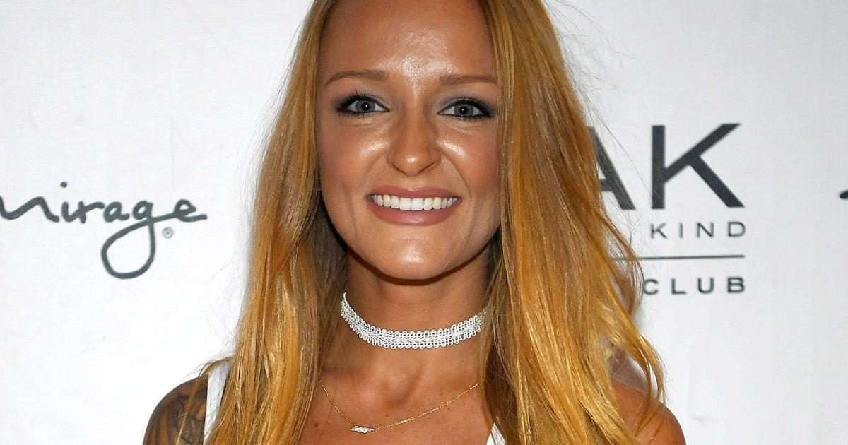 'Teen Mom': Maci Bookout Marks 5-Year Anniversary With Husband Taylor McKinney in Special Way.jpg
