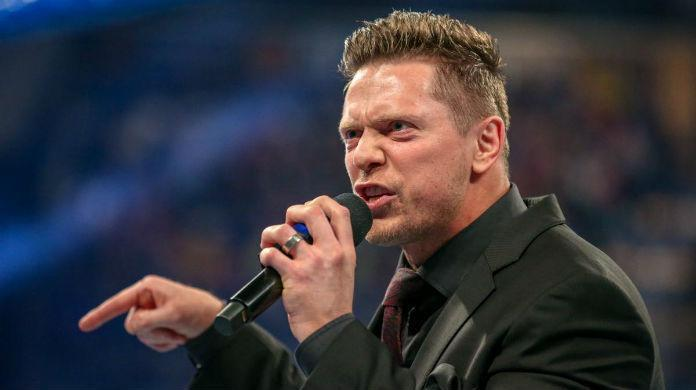 WWE's The Miz Looks Haunting as Pinhead for Dancing With The Stars' Horror Night