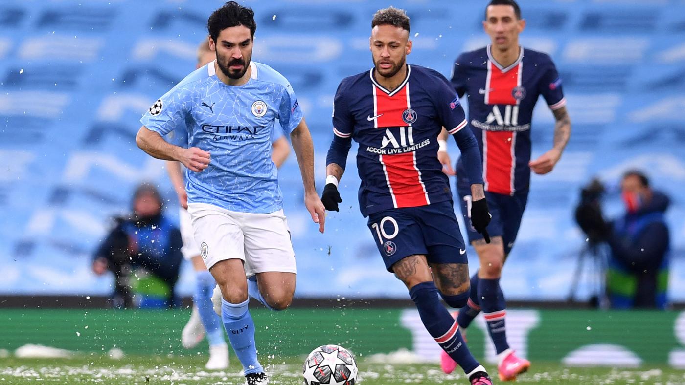 Manchester City vs. PSG score: Live updates from UEFA Champions League  semifinal second leg - CBSSports.com