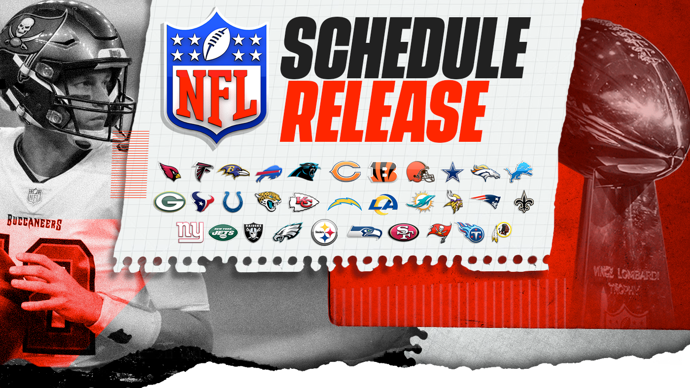 2021 NFL schedule release: Live analysis, Thanksgiving matchups,  Thursday/Monday night games and more - CBSSports.com