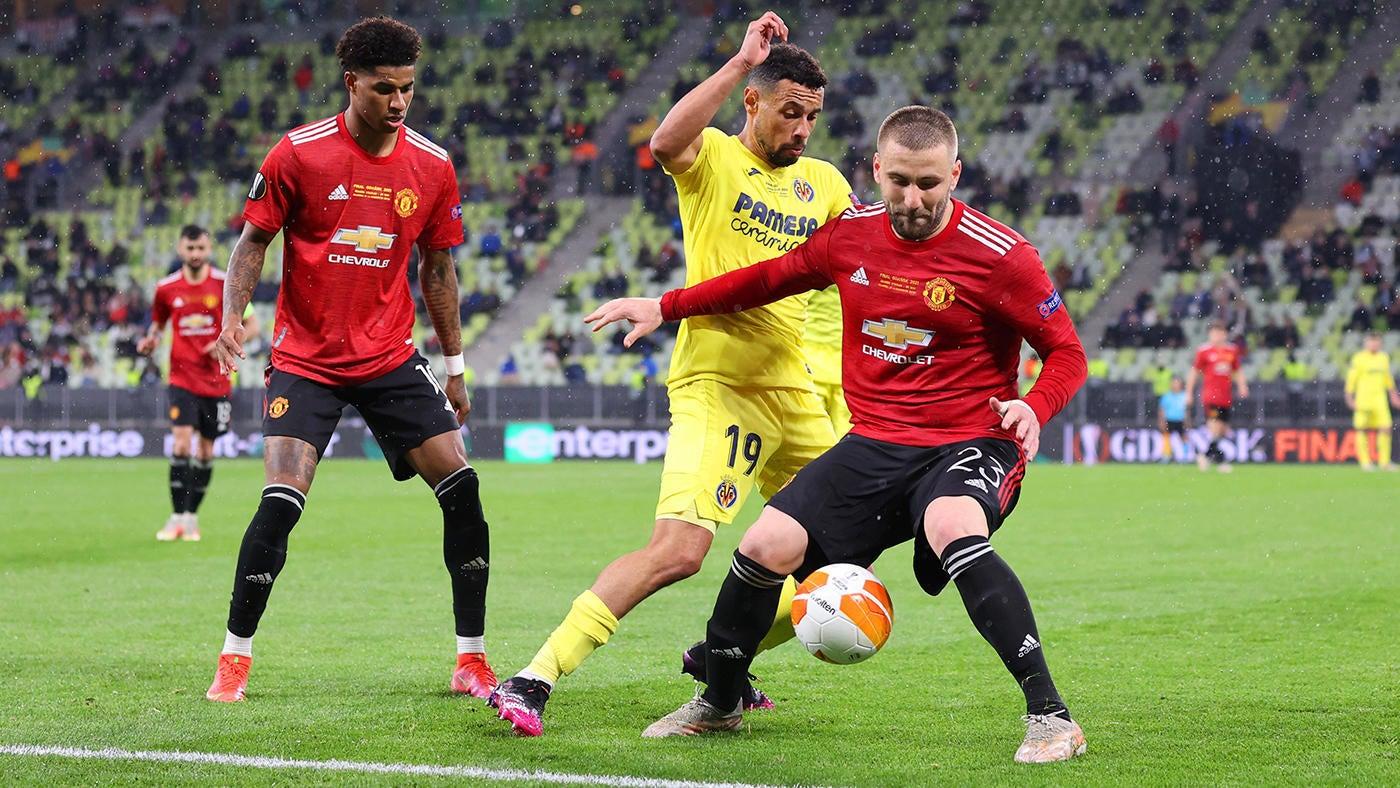 Villarreal vs. Manchester United score: Live UEFA Europa League final  updates as match heads to penalty kicks - CBSSports.com