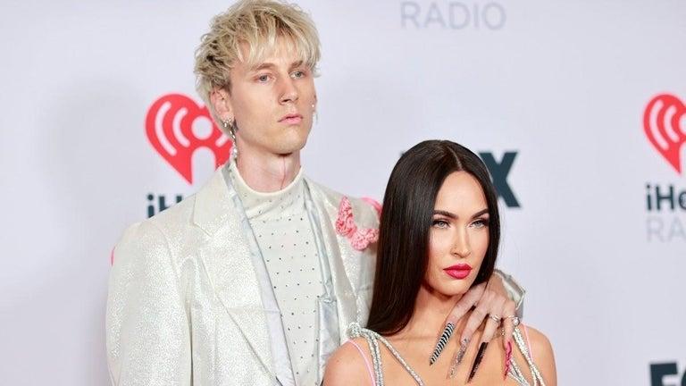 Megan Fox Sparks Machine Gun Kelly Engagement Rumors With Shiny Bling