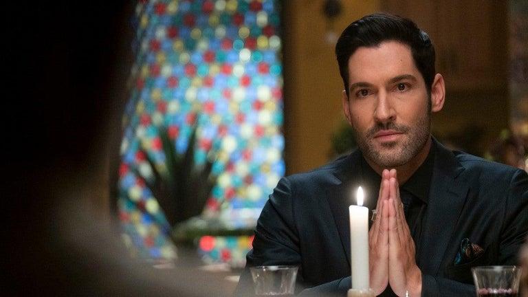 Emmys 2021 Had No Love for 'Lucifer' Star Tom Ellis