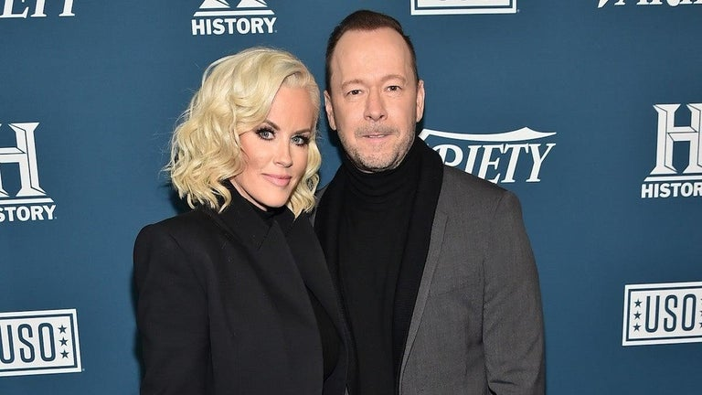 Donnie Wahlberg and Jenny McCarthy Renew Wedding Vows on 7th Anniversary
