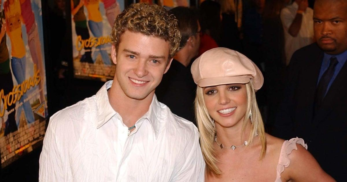 Britney Spears Jokes About Justin Timberlake's 'Cry Me a River' Video.jpg