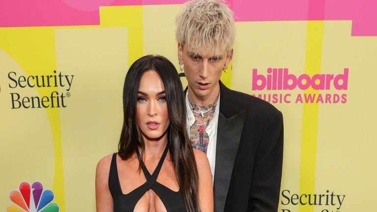 Megan Fox Makes NSFW Joke About Her and Machine Gun Kelly's Airbnb Stay