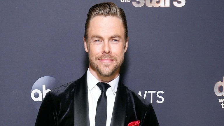 Derek Hough Says He Was 'Faking It' During Early Seasons of 'Dancing With the Stars'