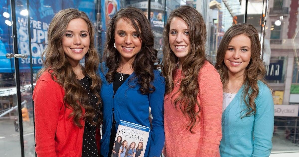 Duggar Sisters' Arkansas Lawsuit Over Brother Josh Duggar's Allegations Could See Court This Year.jpg