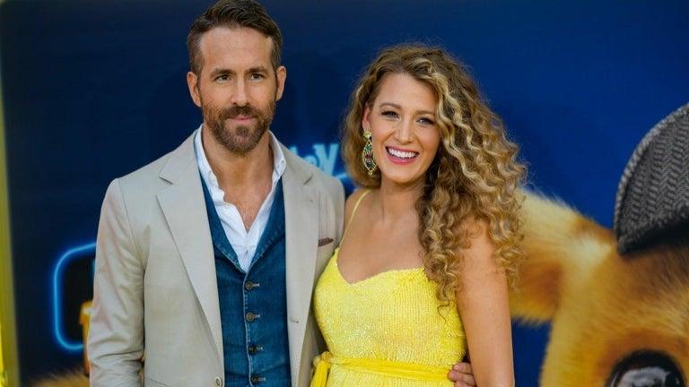 Blake Lively Trolls Ryan Reynolds After He Announces Major Career Decision