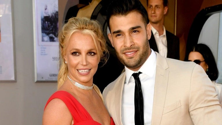 Britney Spears' Boyfriend Sam Asghari Allegedly Posts Photo of Engagement Ring, Later Claims Hack