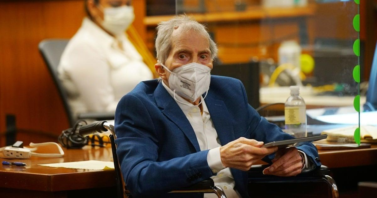 Robert Durst Placed on Ventilator After Contracting COVID-19 Amid Murder Trial Sentencing.jpg