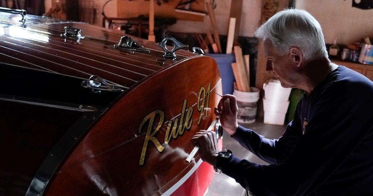 'NCIS': How Gibbs Got His Boat out of the Basement.jpg